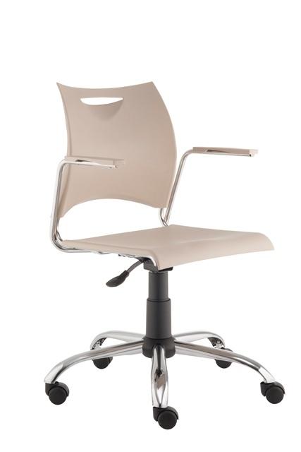 Cadeira One giratória com braço