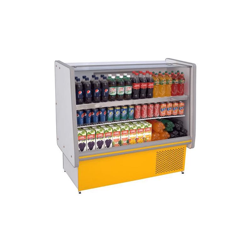 Balcão Refrigerado POP c/ Tampo de Vidro